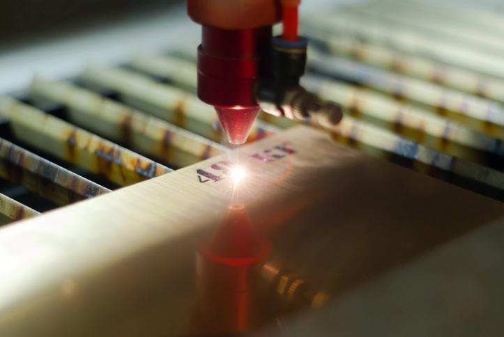Grawerowane laserem